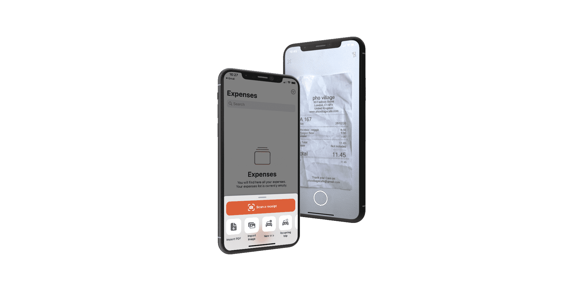 mobile and paperless